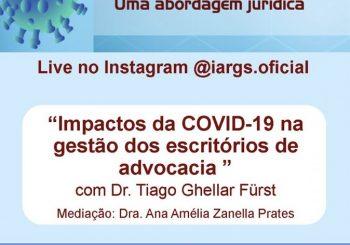 Impactos da COVID-19 na gestão dos escritórios de advocacia